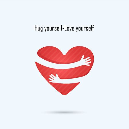 1,090 Love Yourself Stock Illustrations, Cliparts And.