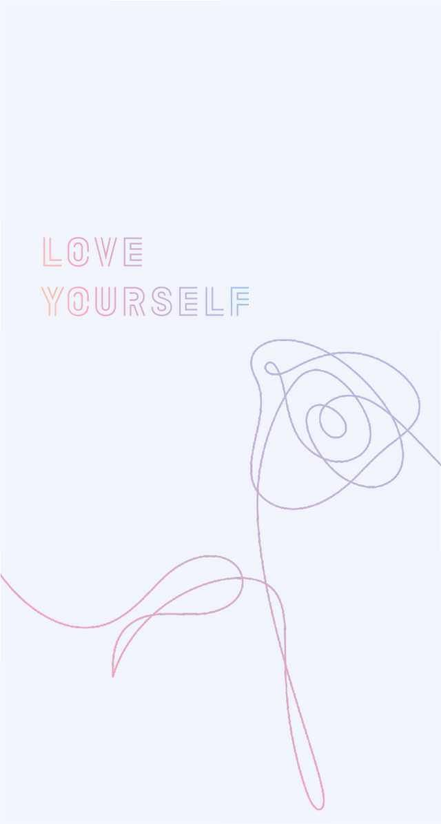 BTS Love Yourself Wallpapers Pt. 3 :).