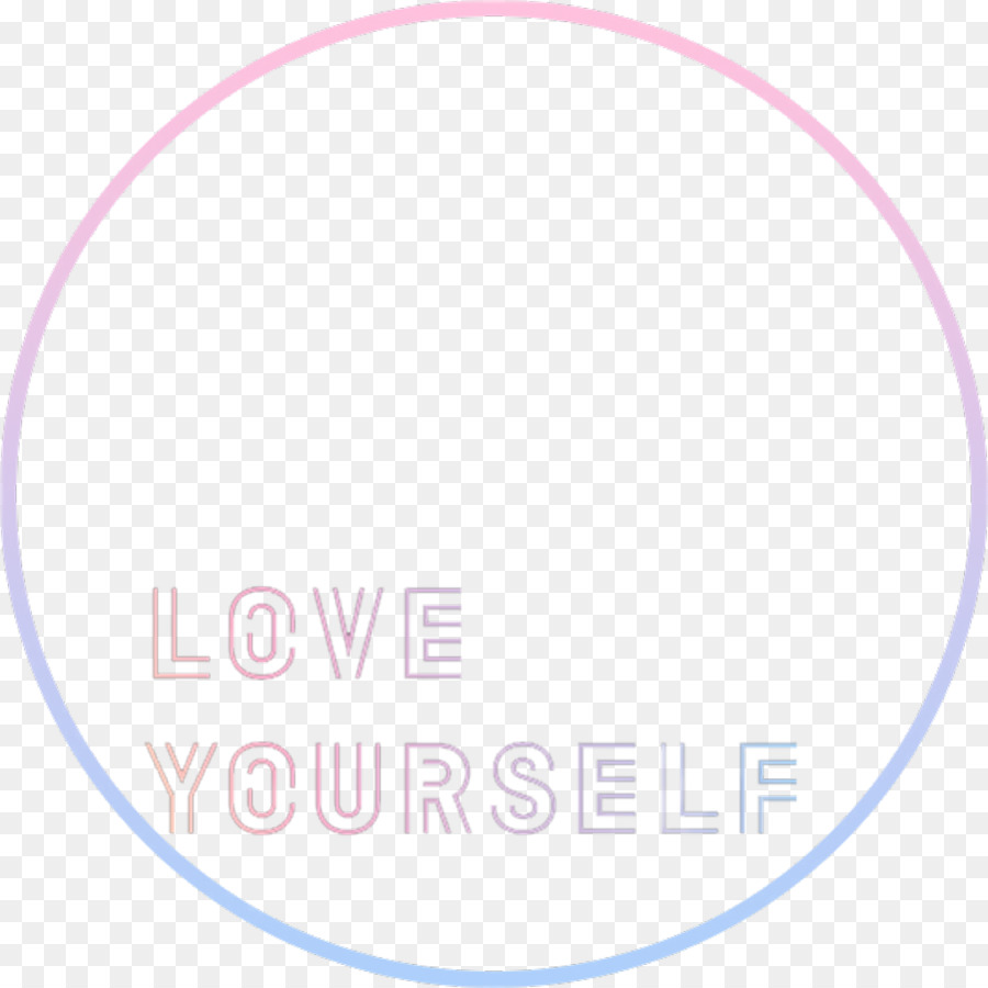 Bts Love Yourself Logo png download.