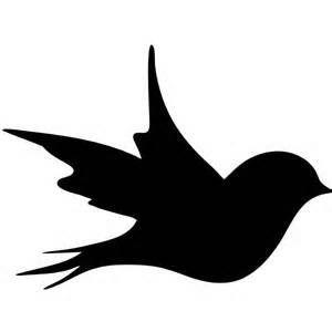 Love Bird Silhouette.