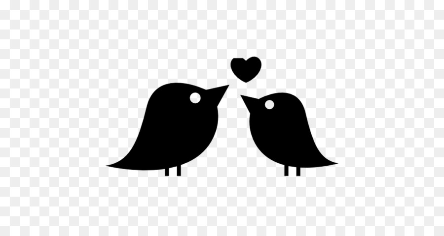 Free Silhouette Love Birds, Download Free Clip Art, Free.