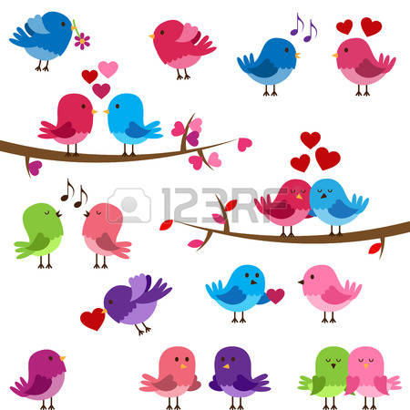 49,863 Love Birds Stock Illustrations, Cliparts And Royalty Free.