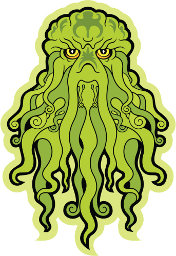 Lovecraft clipart #14
