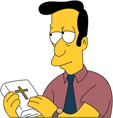 Reverend Timothy Lovejoy.