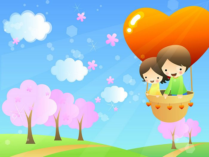 Lovely day clipart #20
