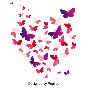 Butterfly Wings PNG Images.