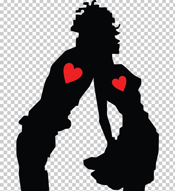 The Lovers Silhouette Drawing Couple PNG, Clipart, Animals.