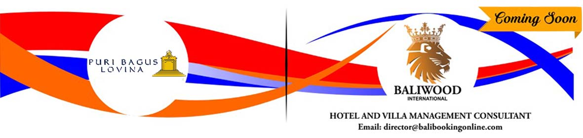 The Best Beachfront Resort in Lovina.