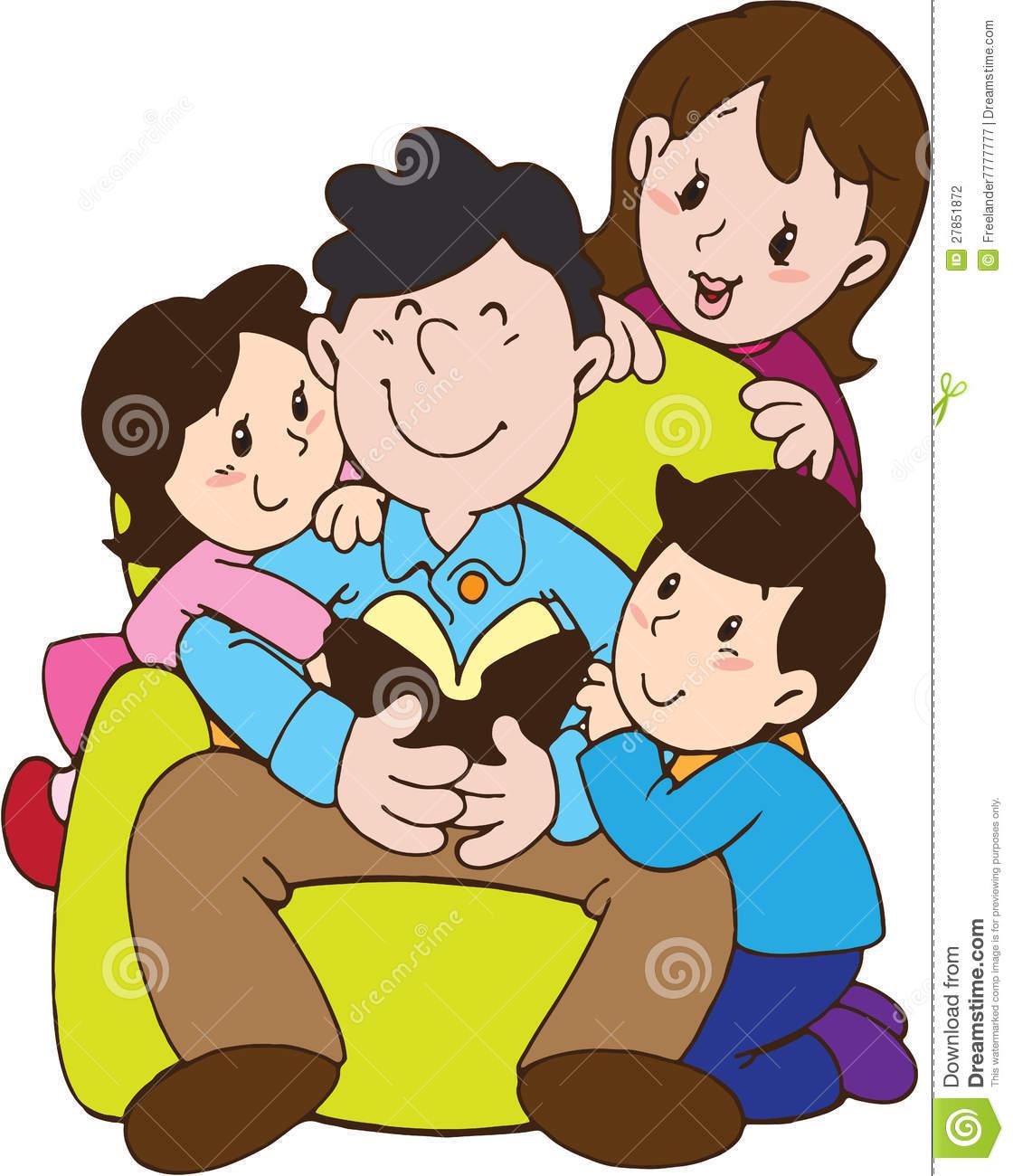 Loving family clipart 3 » Clipart Station.