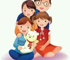 Loving family clipart 1 » Clipart Portal.