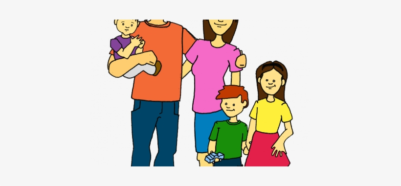 Pin Happy Family Clipart.