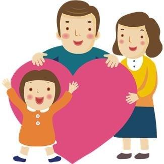 Loving parents clipart 1 » Clipart Portal.
