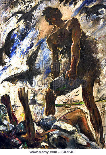 Lovis Corinth German 1858 1925 Stock Photos & Lovis Corinth German.