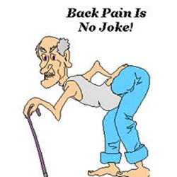 Low Back Problems Can Be a Real Pain in the Butt.