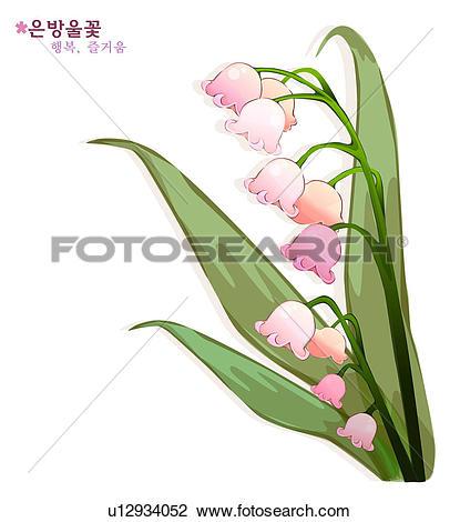 Clip Art of flowers, nature, plants, bellflower, plant, bloom.