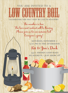 Free Low Country Boil Clipart.