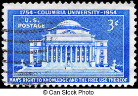 Stock Photo of Columbia University.