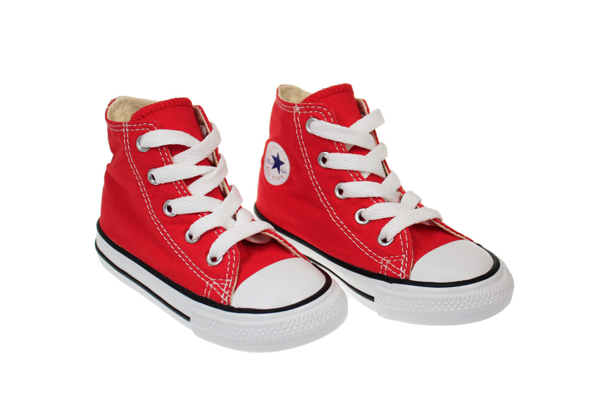 Red Tennis Shoes Clipart.