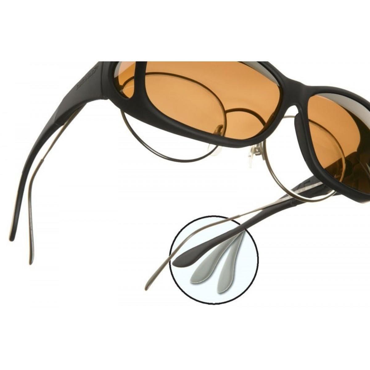 Low Vision Glasses Clip Art.