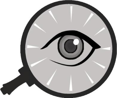 Low Vision Devices Clip Art.