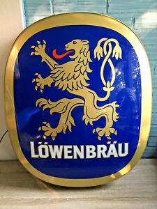 Details about Lowenbrau Original Neon Logo Beer Bar Pub Store Light Sign  Man Cave Large.