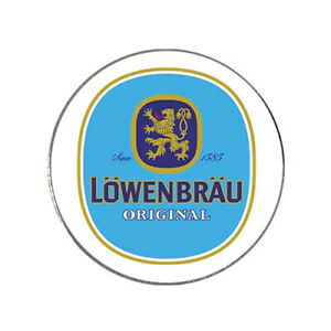 Details about Lowenbrau Logo Golf Ball Marker Beer.