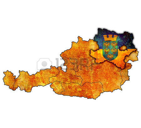 Lower Austria Region Stock Vector Illustration And Royalty Free.