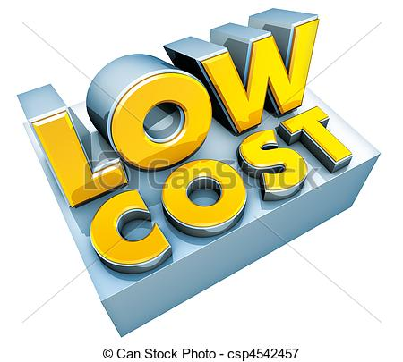 Lower Cost Clipart.