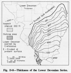 Historical:Lower Devonian Series.