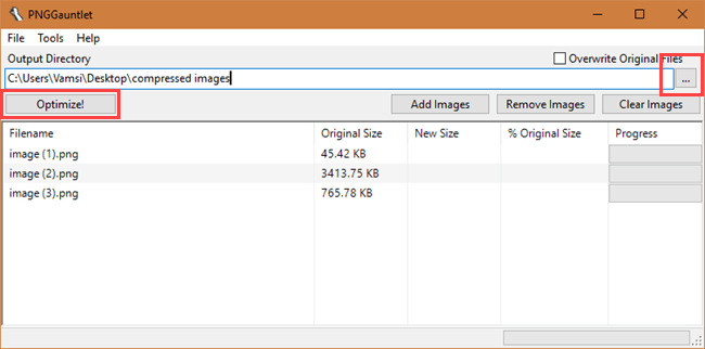 How to Reduce PNG File Size of a Photo.