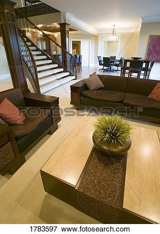 Picture of The lower level to a show home 1783597.