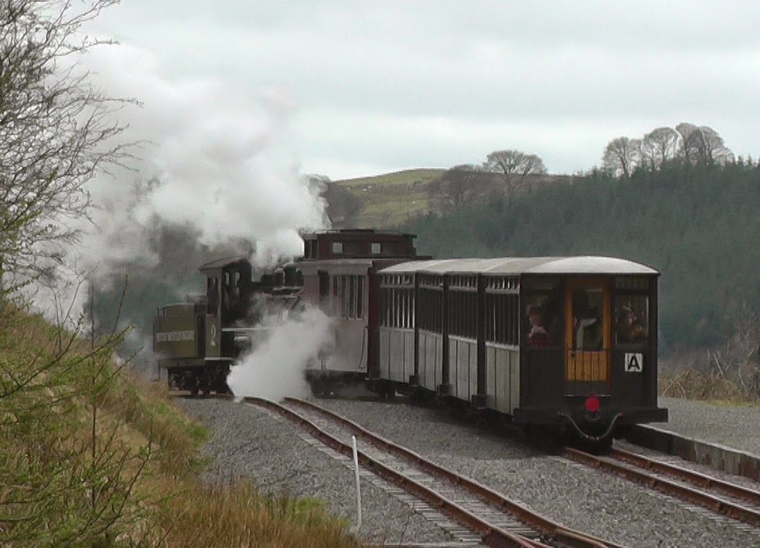 Narrow Gauge Railways UK: Brecon Mountain Railway.