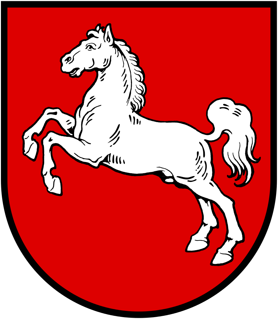 File:Coat of arms of Lower Saxony.svg.