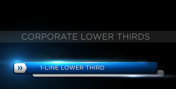 lower third psd download.