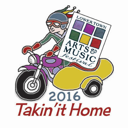 2016 Lower Town Arts & Music Festival This Friday and Saturday.