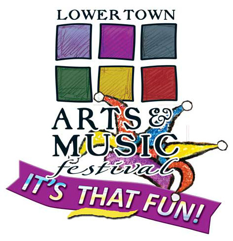 Lower Town Arts & Music Festival is May 15.