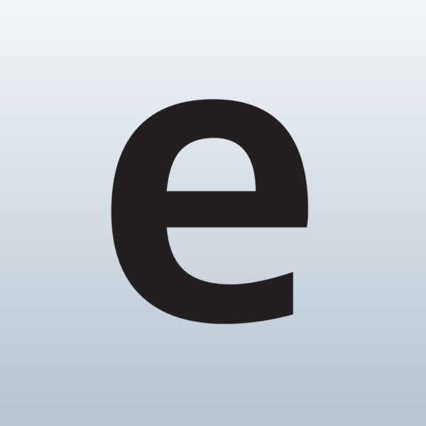 clipart letter e red lower clipground