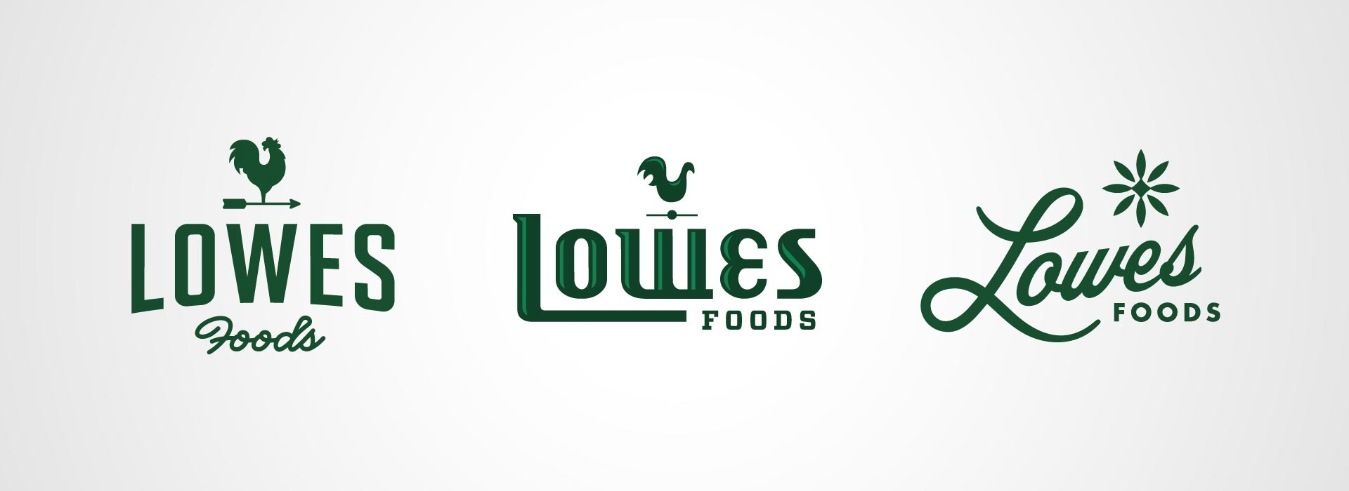 Lowes foods Logos.