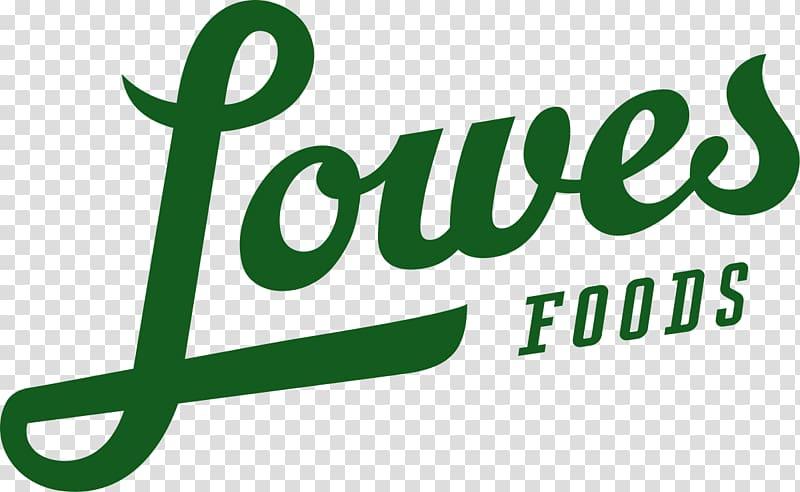 Lowes Foods logo, Lowes Foods transparent background PNG.