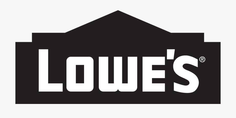 Black Lowe\'s Logo.
