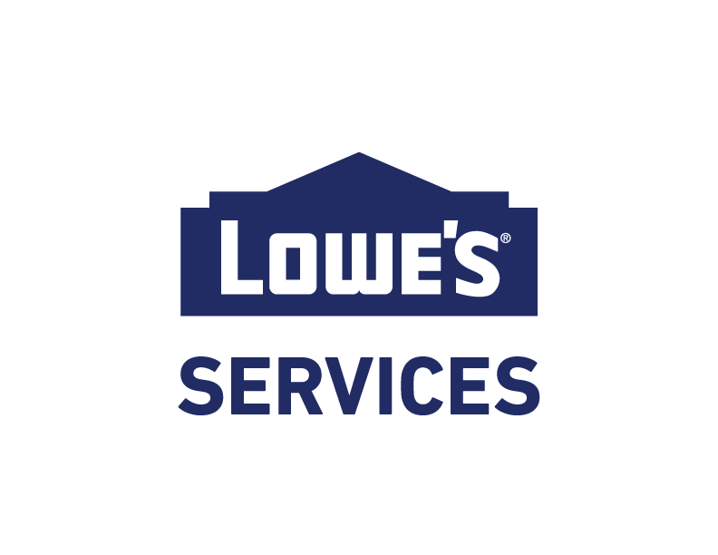 Lowe's Home Improvement: Lowe's Official Logos.