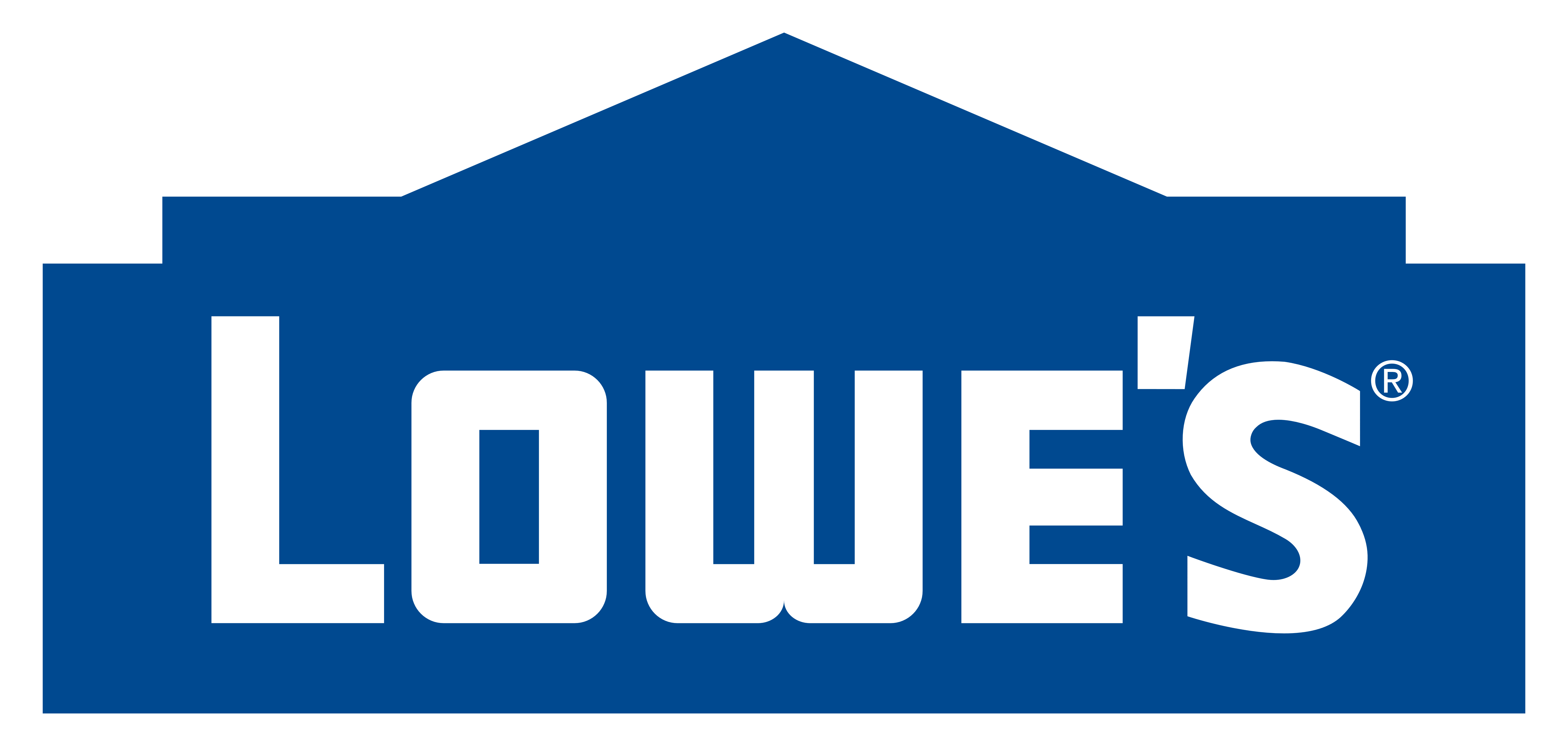 Lowes Logo PNG Image.