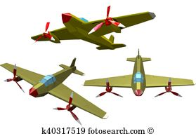 Low flying attack aircraft Clipart Vector Graphics. 9 low flying.