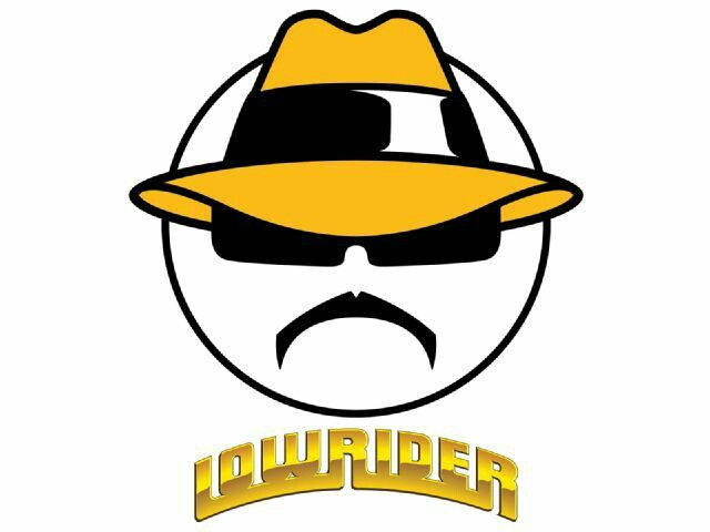 Male Lowrider symbol.