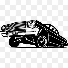 Lowrider PNG.