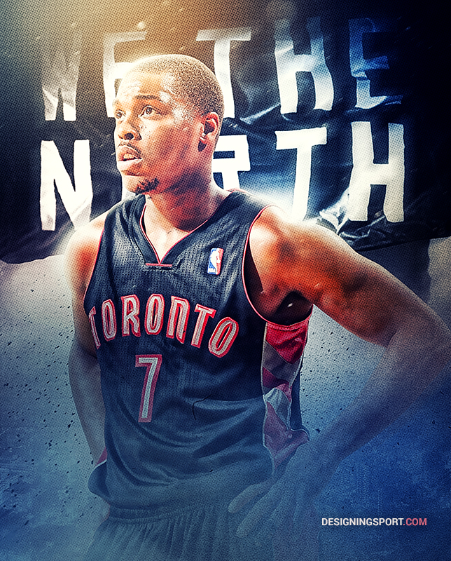 Kyle lowry clipart.