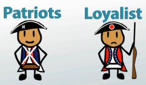 Patriots clipart loyalist, Patriots loyalist Transparent.