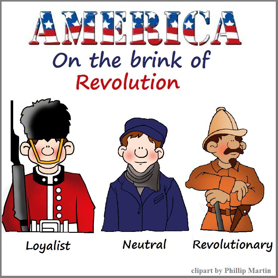 You Decide: Loyalist, Neutral, or Revolutionary.