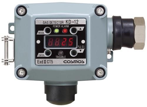 CNG PNG LPG Leak Detector, Fix Type Gas Detectors.