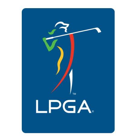 LPGA Font.